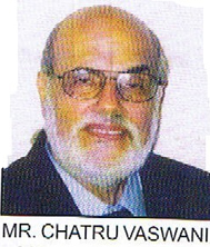 Mr. Chatru Vaswani